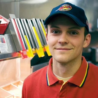 Joey Franklin, essay, creative nonfiction, working at Wendy's,