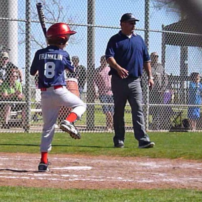 Joey Franklin, essay, creative nonfiction, How to be a t-ball parent, sport literate